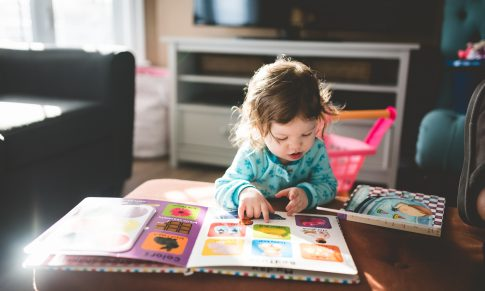 Four NEW ways to read to your toddler