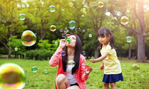 The Three B's for Early Language Activities